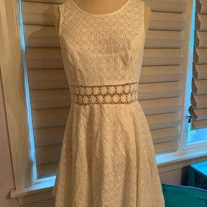 Free People cut out dress